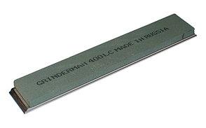Брусок водный Grinderman из карбида кремния F400 на бланках 25х6х150