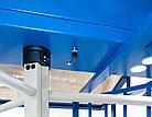 Турникет PERCo-RTD-16.2, полноростовой без крыши и монтажной рамы, фото 4