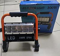 LED светильник переносной аккумуляторный 8505-SMD, 100 Вт, фото 1