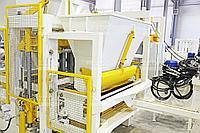 Вибропресс СТАНДАРТ с модулем «теплоблоки» и гидроподъемником, фото 1