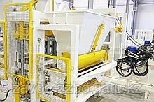 Вибропресс СТАНДАРТ с модулем «теплоблоки» и гидроподъемником