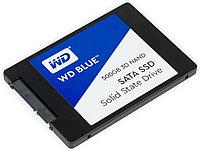 SSD 500GB WD Серия BLUE 3D WDS500G2B0A