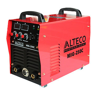 Сварочный аппарат ALTECO MIG250C + катушка (Полуавтоматы)