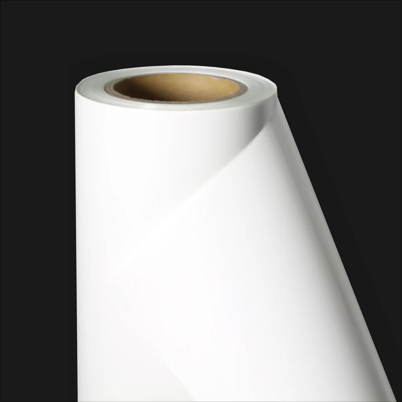Термо флекс 0,5мх25м PU белый метр