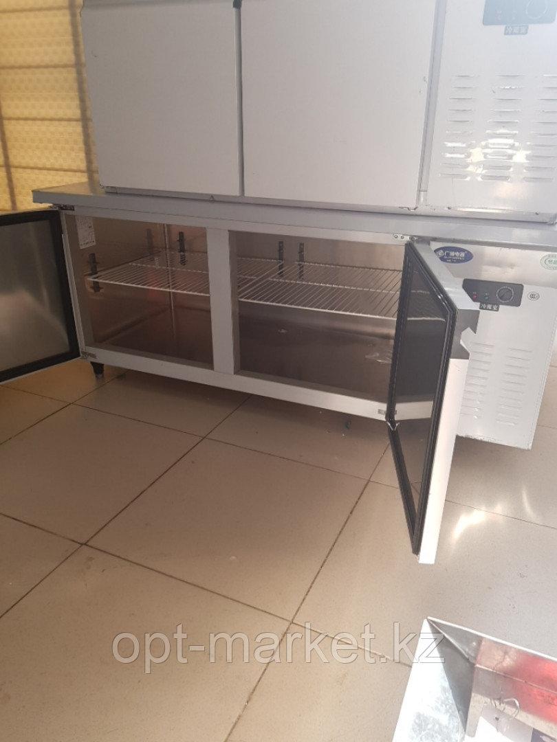 Холодильные столы 1,8м  от 0° до -18С