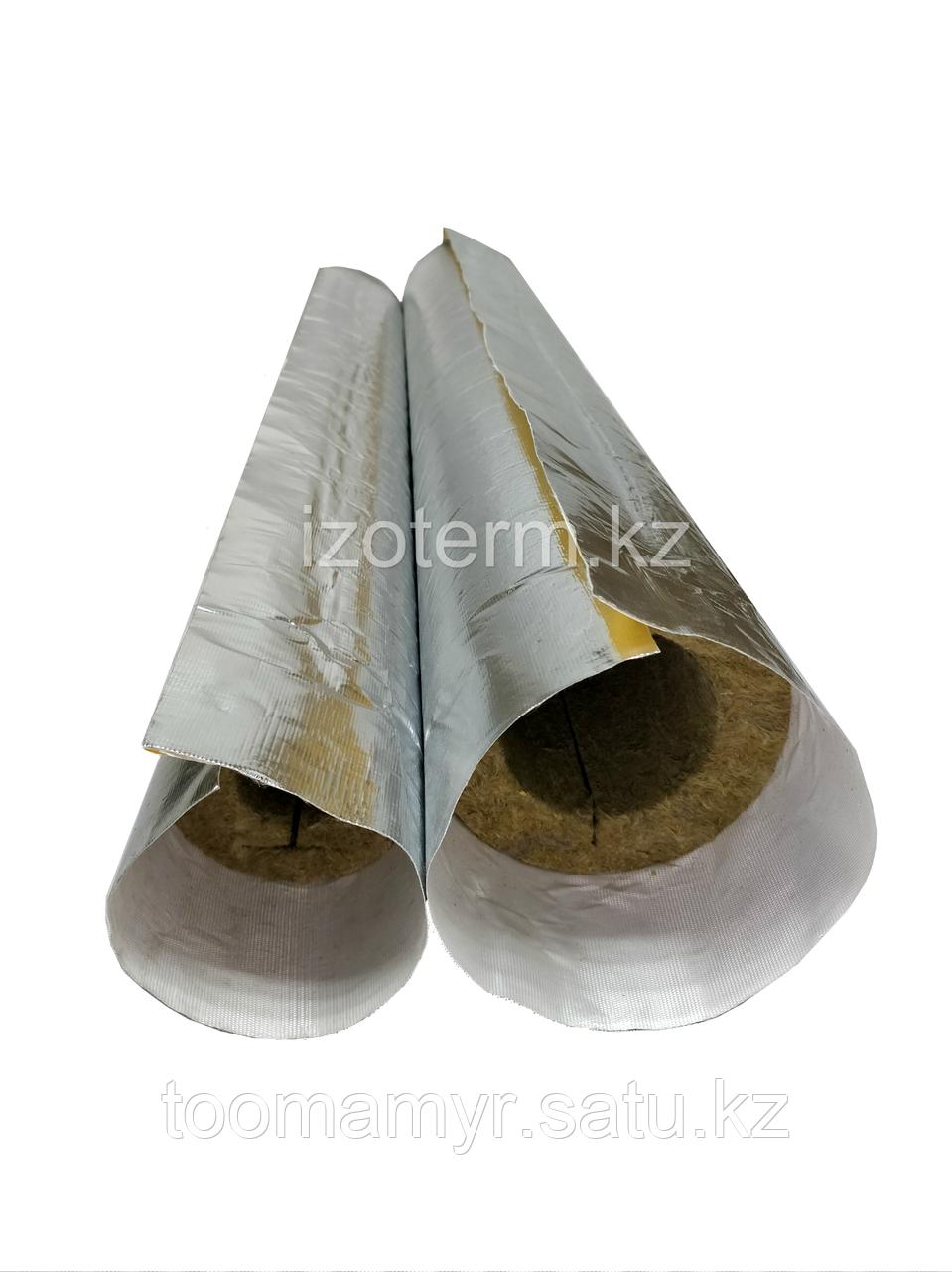 Цилиндр IZOTERM с покрытием фольма-ткань  для уличного применения