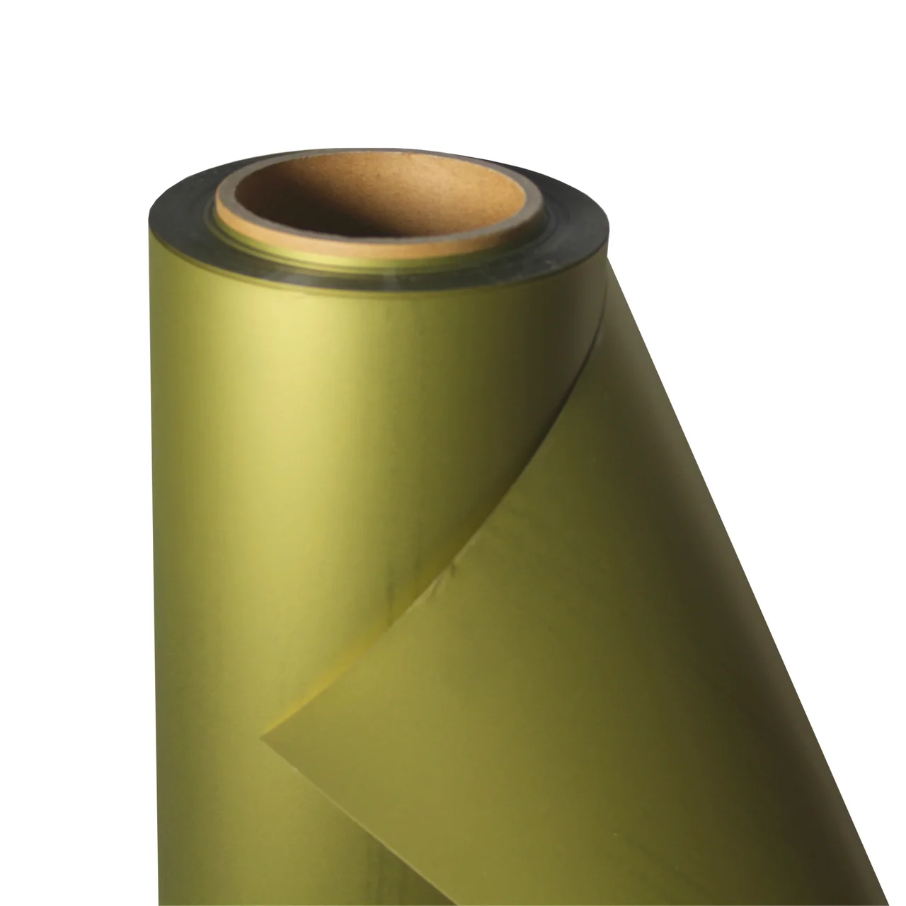 Термо флекс 0,5мх25м PU золото матовое метр