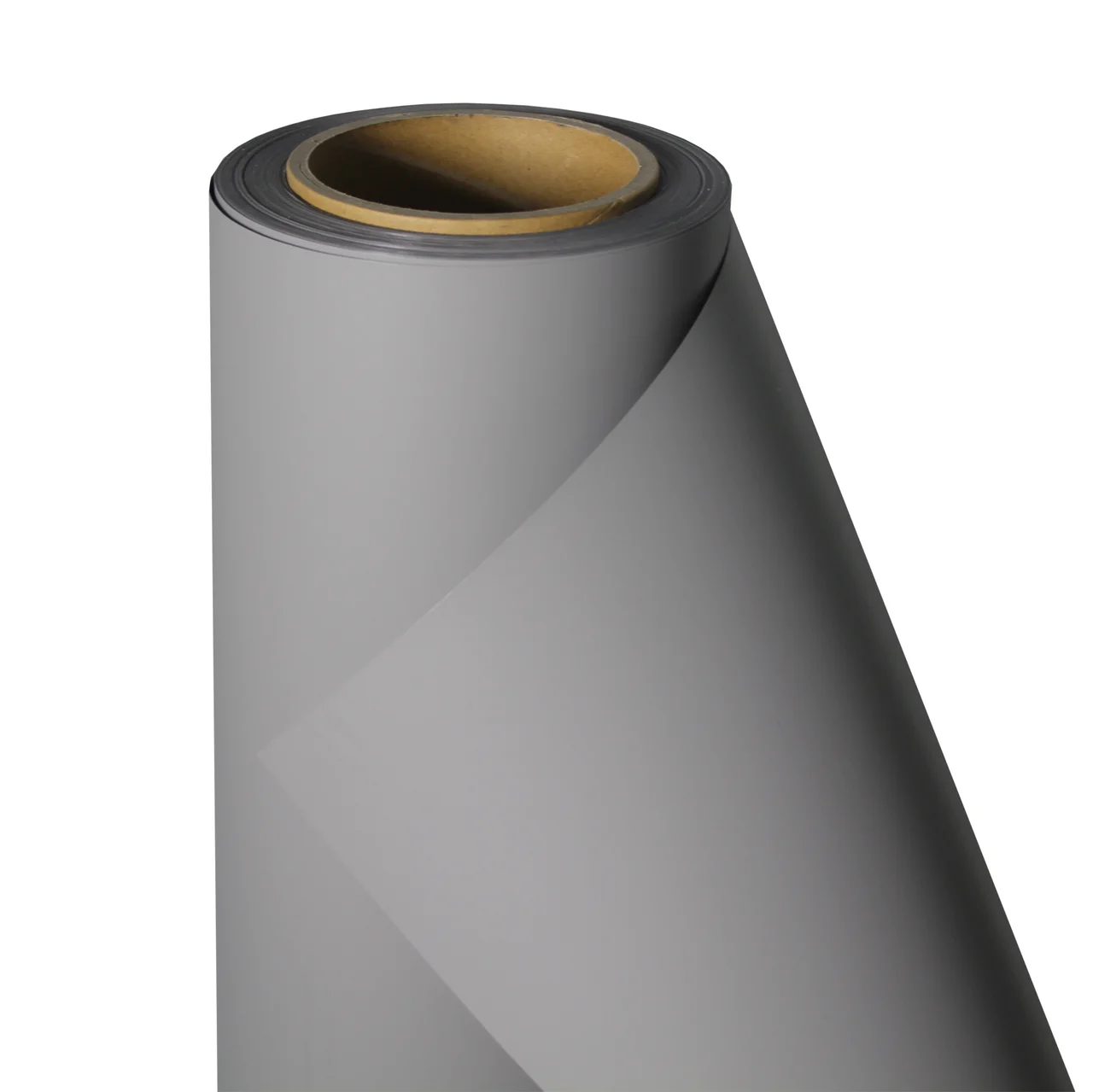 Термо флекс 0,5мх25м PU серебро матовое метр