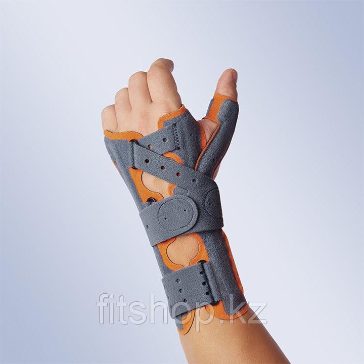 Ортез на лучезапястный сустав с  дополнительной фиксацией большого пальца