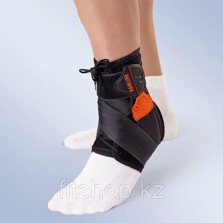 Ортез голеностопный на шнуровке