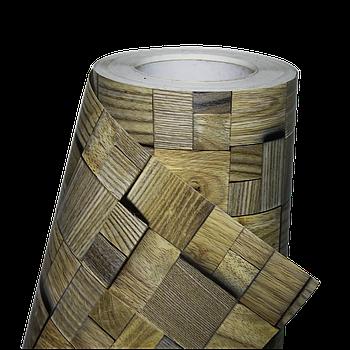 Пленка (декоративная) 1,22м х 30м 9601 - Паркет светлый метр