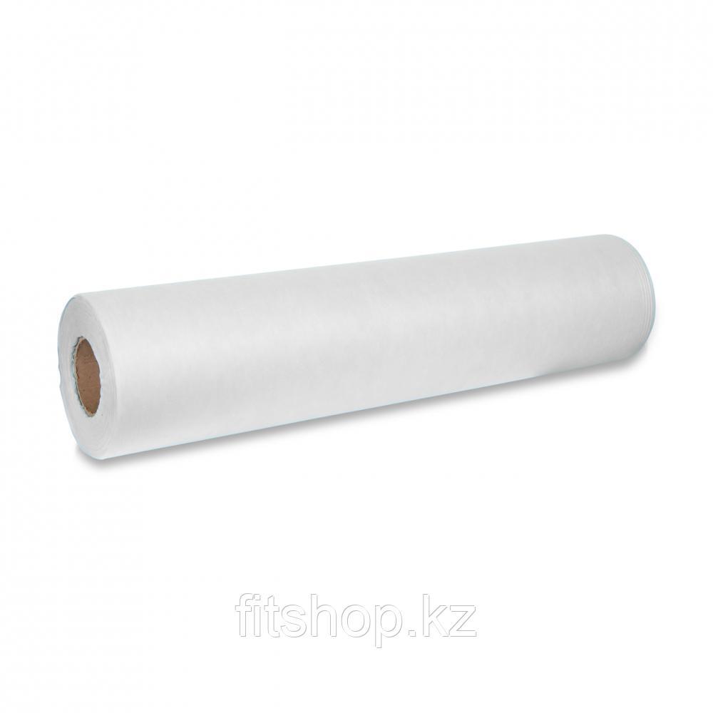 Одноразовые простыни в рулонах белые 100шт.