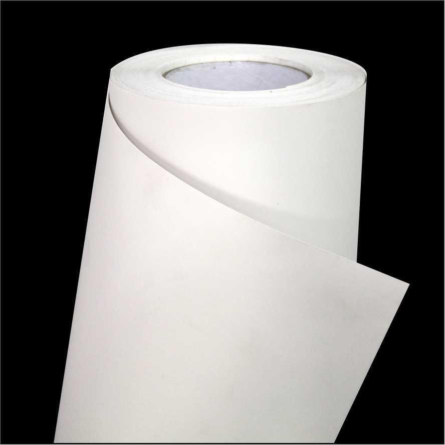 Пленка (декоративная) 1,22м х 30м 9401W - Софт тач белый метр