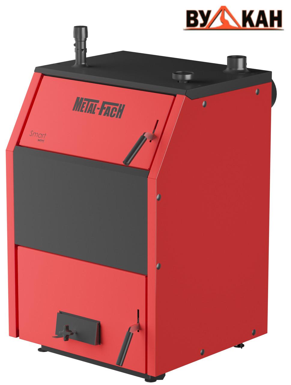 Котёл твердотопливный Metal-Fach SMART MINI 17 кВт.