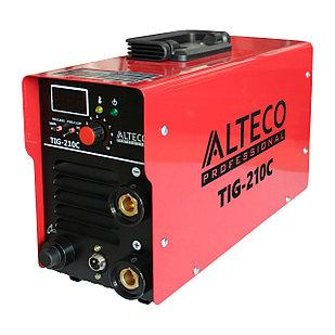 Сварочный аппарат ALTECO TIG-210C (Аргонодуговая сварка)
