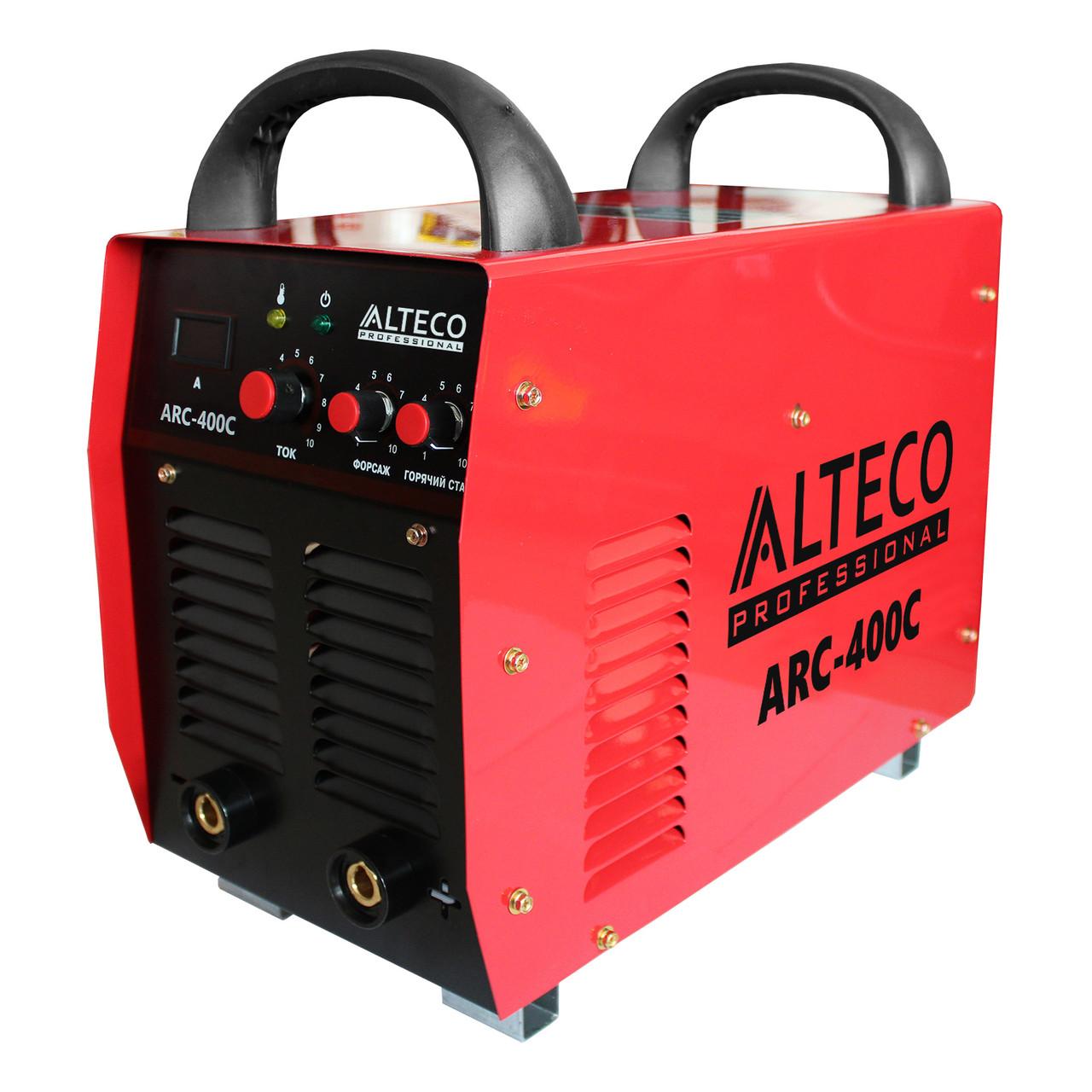 Сварочный аппарат ALTECO ARC-400С Ручная дуговая сварка (MMA)
