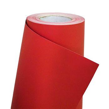 Пленка (декоративная) 1,22м х 30м 9401R - Софт тач красный метр