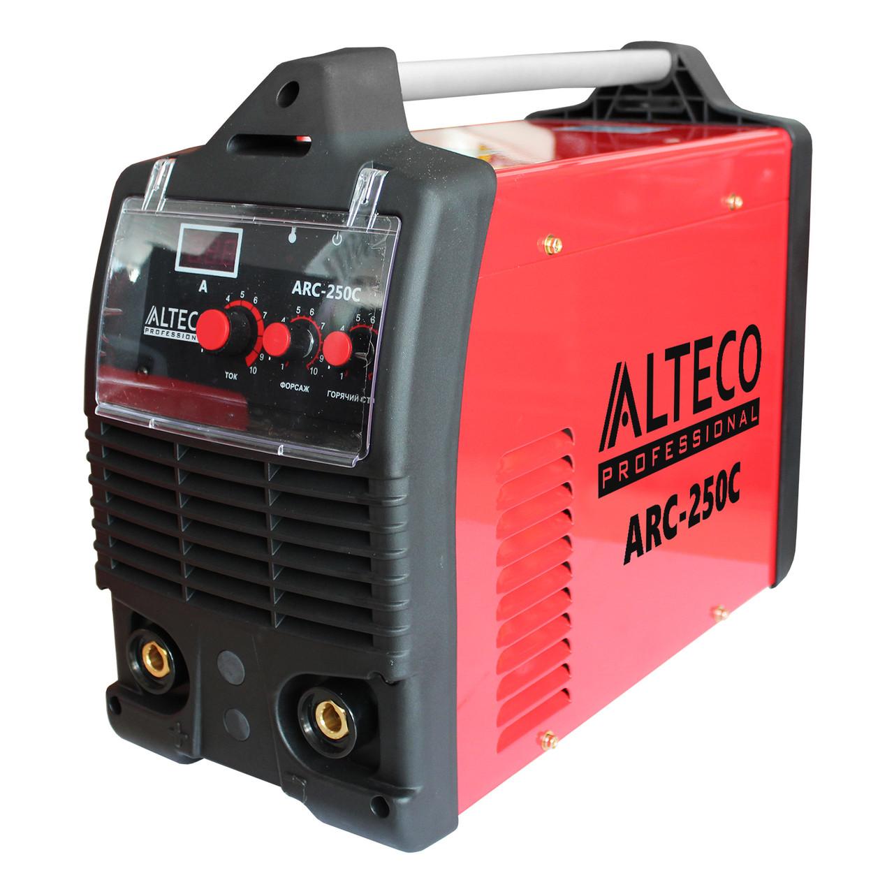 Сварочный аппарат ALTECO ARC-250C 220В/380В Инверторный