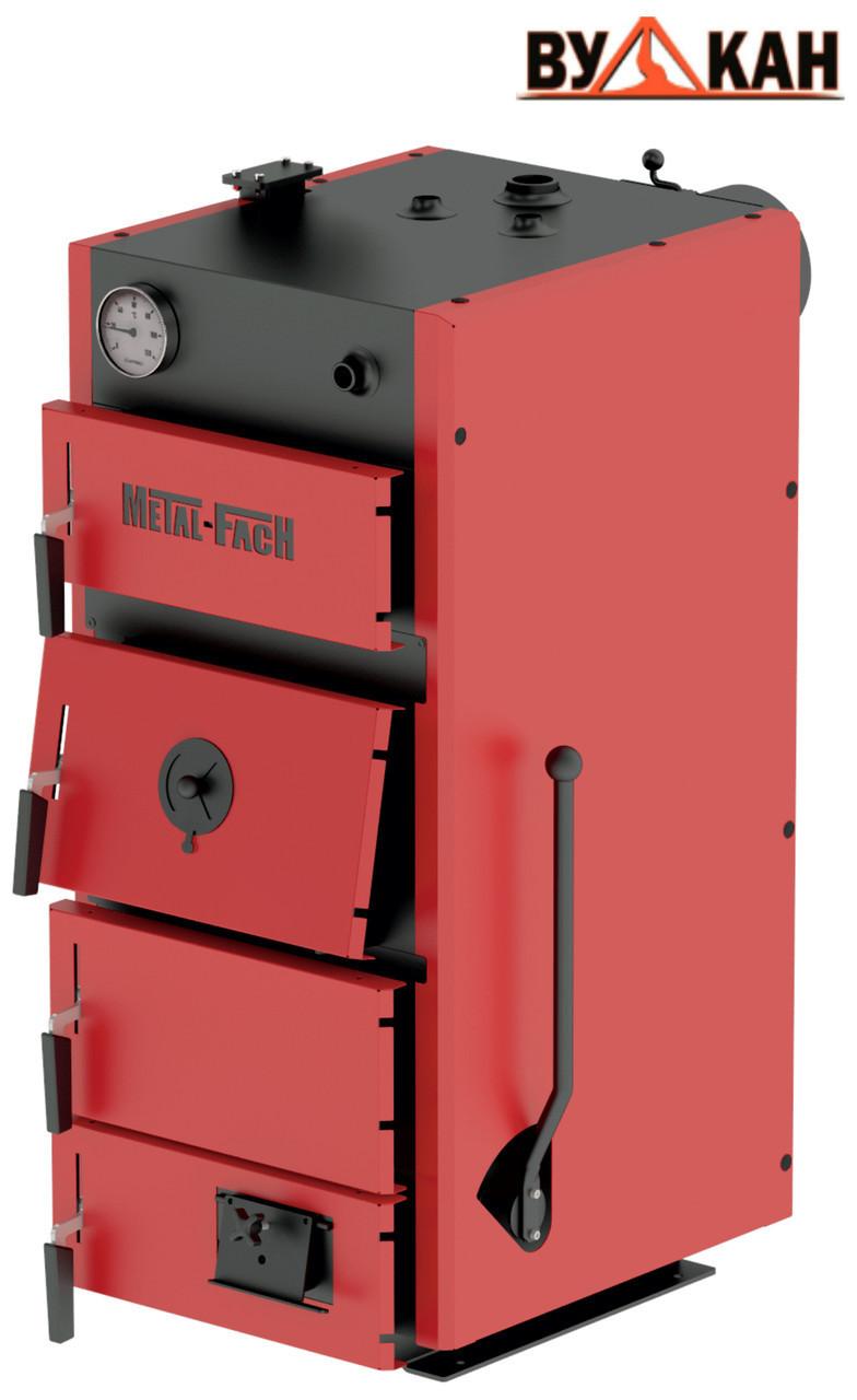 Котёл твердотопливный Metal-Fach SMART MAXI 30 кВт (SE MAX II 30)