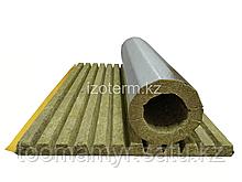 Плоский цилиндр IZOTERM с покрытием фольма-ткань для уличного применения