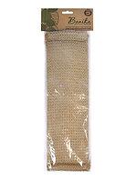 Натуральная мочалка из индийского джутого волокна