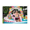 """Детский надувной бассейн с горкой и фонтаном """"Конфетная зона"""" Intex 57149NP, фото 2"""