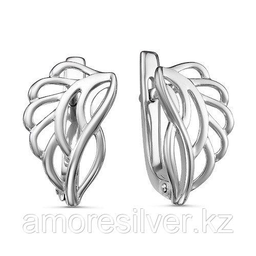 Серебряные серьги MASKOM  2000-0351