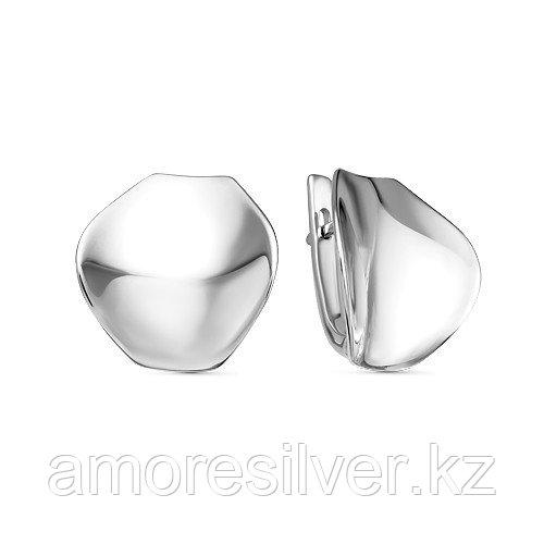 Серьги из серебра MASKOM  С200-1204