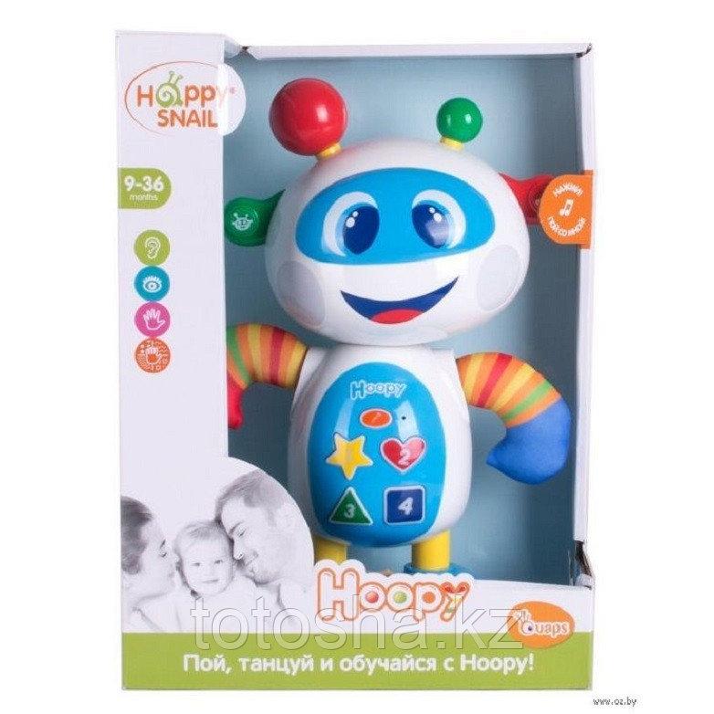 """Музыкальная игрушка """"Робот Hoopy"""" Happy Snail 62019"""