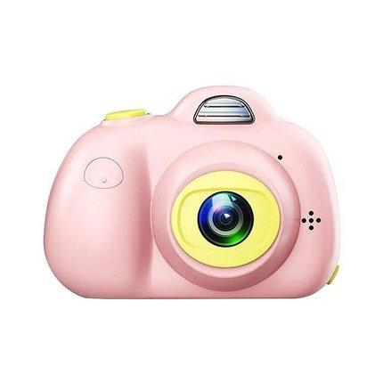 Цифровая камера Digital Camera For Children Pink, фото 2