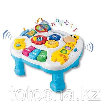 """Музыкальный развивающий столик """"Жираф"""" Keenway 32702"""