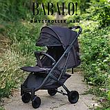 Коляска прогулочная Babalo 2019 Черный, фото 4