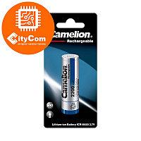 Аккумулятор CAMELION Lithium ICR18650-BP1 2200 mAh 18650 Арт.6475