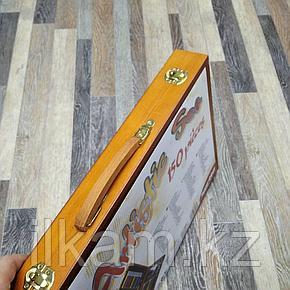 Набор для рисования в деревянном чемоданчике, фото 2