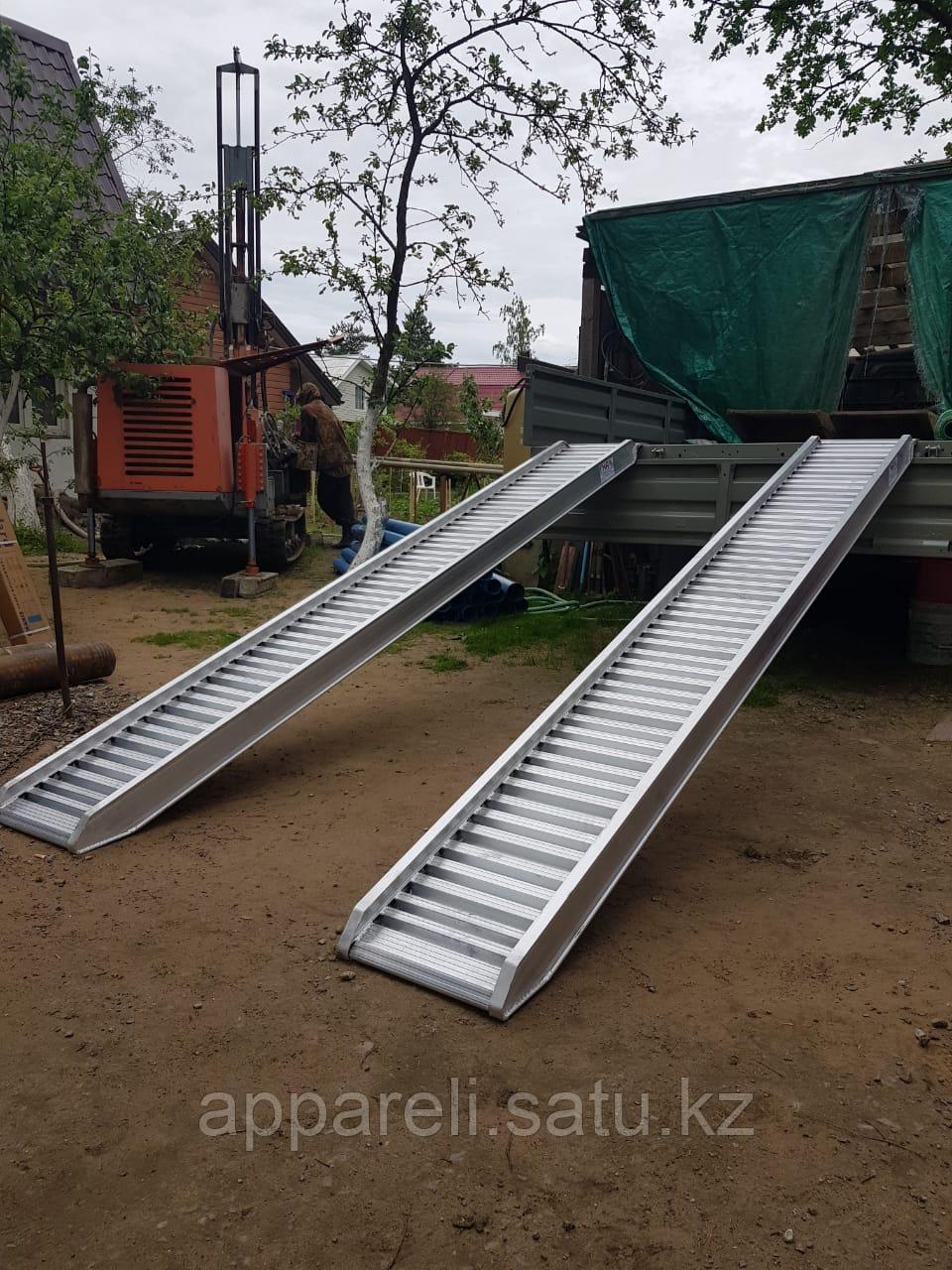 Погрузочные рампы от производителя 6,5 тонны, 2,5 метра