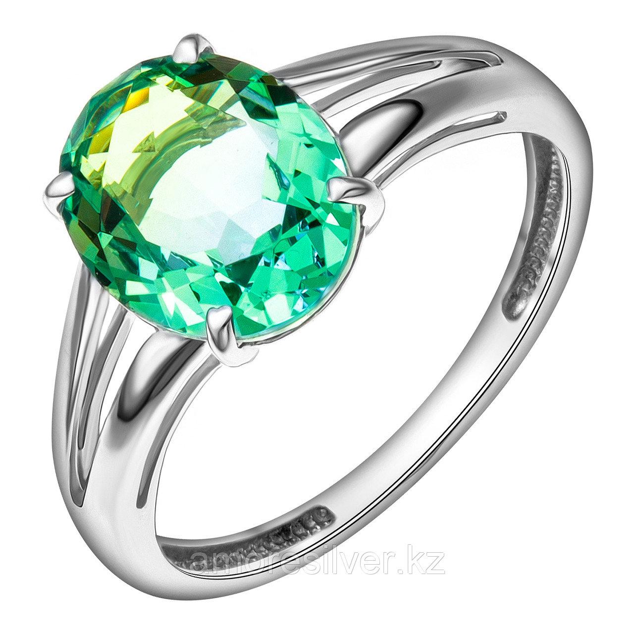 "Кольцо Teosa серебро с родием, фианит, ""каратник"" 1000-0205-PHT"