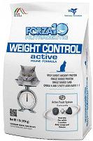 707900 Forza10 Weight Control Active, Форца10 ветеринарная диета при нарушениях обмена веществ для кошек, 454г