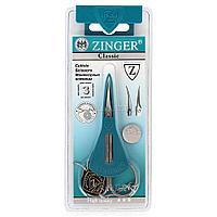 Ножницы ZINGER (ручная заточка) для кутикулы B-118-D-SH-IS