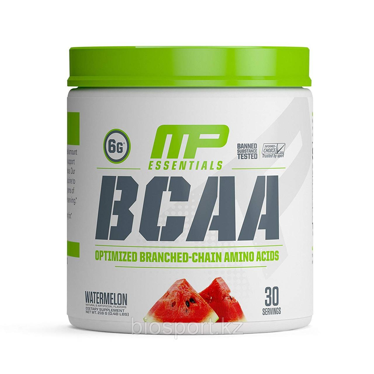 BCAA 3:1:2 Powder MusclePharm, 30 порций