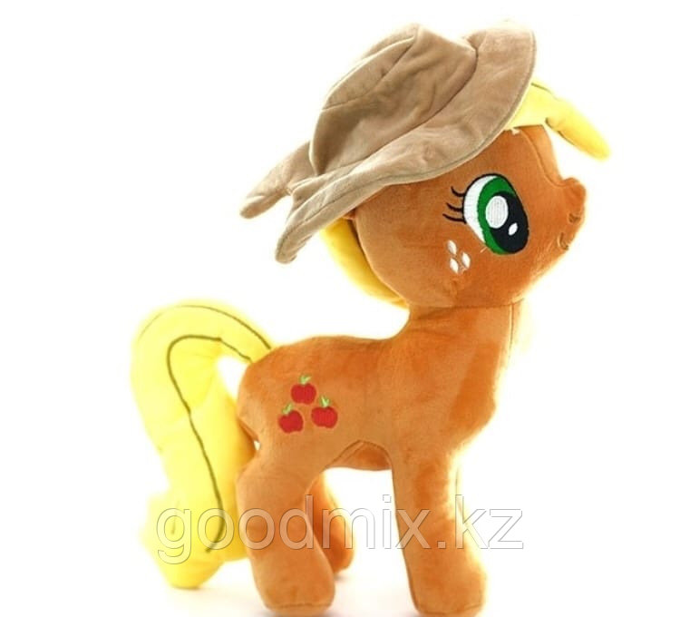 Мягкая игрушка My Little Pony Эплджек (30 см)