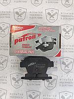 Колодки тормозные задние (PATRON) Geely EC7 / Rear brake pads