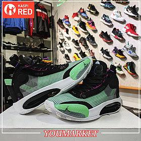 """Баскетбольные кроссовки Air Jordan 34 (XXXIV) """"Blue Void""""  (40-46)"""