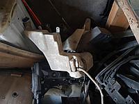Бачок омывателя б/у для Audi A8 [4D0955451] в Алматы