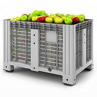 Пластиковый контейнер iBox 1200х800 перфорированный