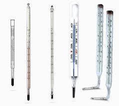 Лабораторные термометры