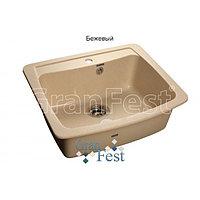Кухонная мойка GranFest GF-S605