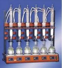 Аппарат Сокслета (прибор экстрактор Сокслета) Установки для экстракции.