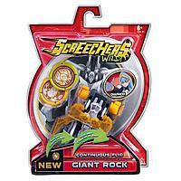 Джайнт Рок Дикие Скричеры Giant Rock Каменный Призрак машинка трансформер 37753