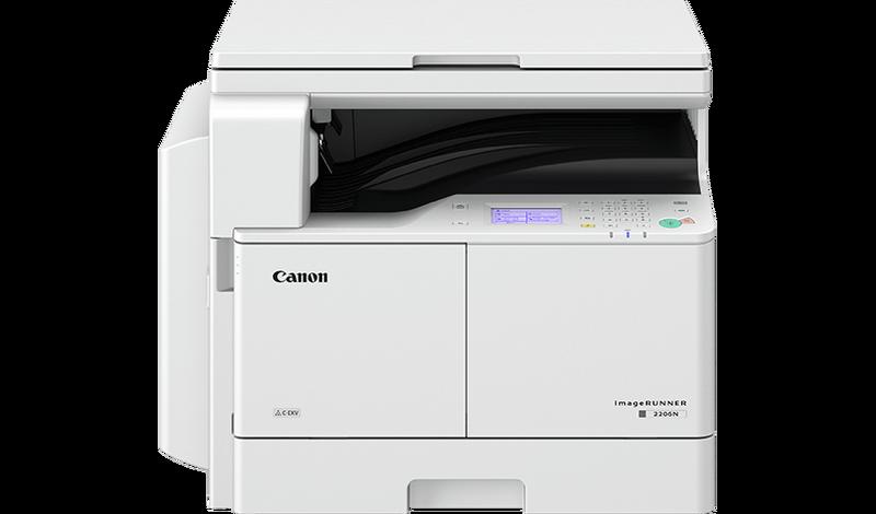 Canon 3029C003 МФУ лазерное  imageRUNNER 2206N (А3, Ч/б печать, без АДП), без тонера