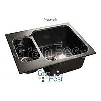 Кухонная мойка GranFest GF-S615K